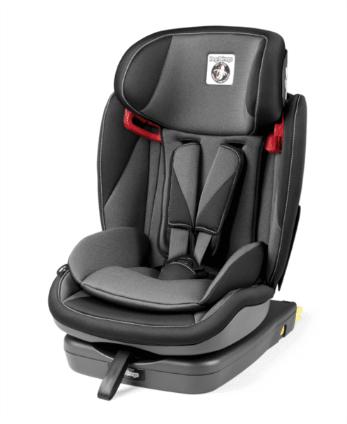 Peg Perego Стол за кола Viaggio 1-2-3 Via (9-36 кг.) Crystal Black